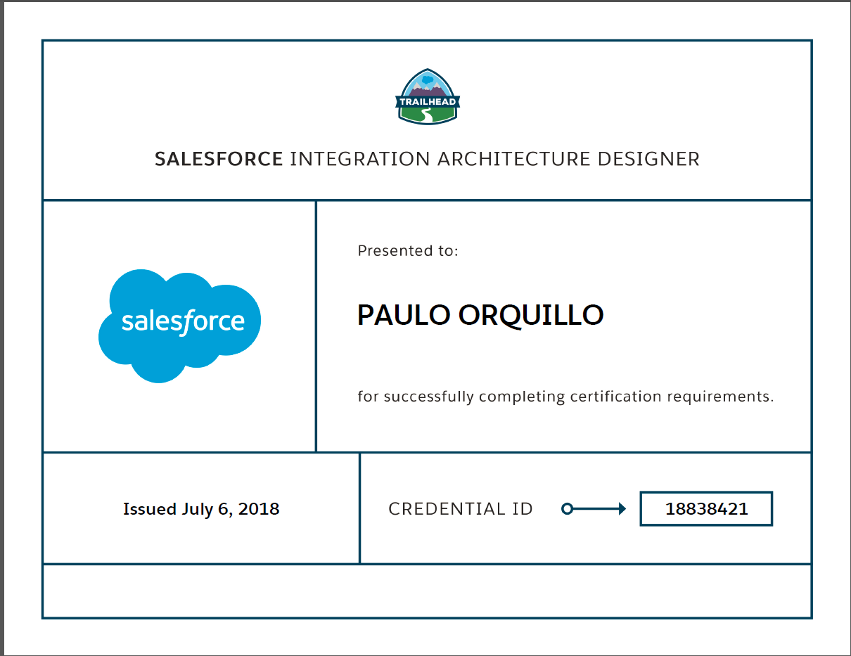 First Architect Certification My Tips And Takeaways From The